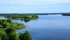 Беларусь может построить речной порт на границе с Украиной