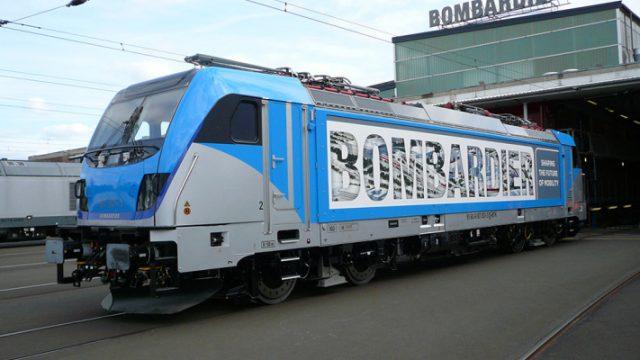 Bombardier может принять участие в конкурсе на поставку локомотивов