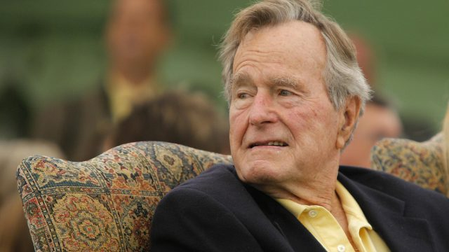 Скончался экс-президент США Джордж Буш-старший