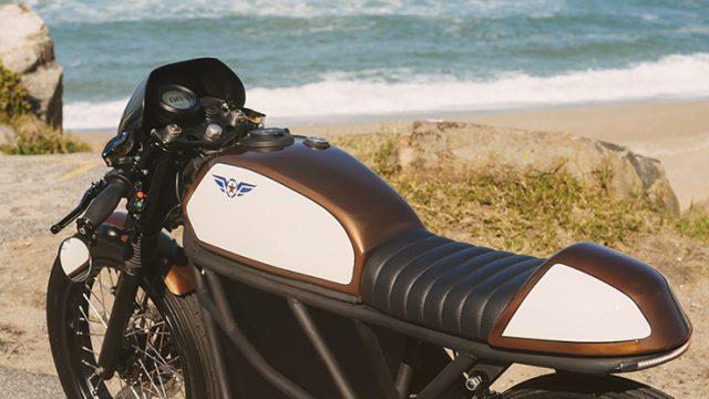Стартап Fly Free представил электрический мотоцикл