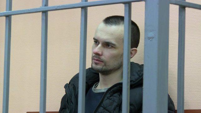 В Москве посадили проукраинского активиста