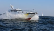 Украина совместно с Францией изготовит патрульные катера