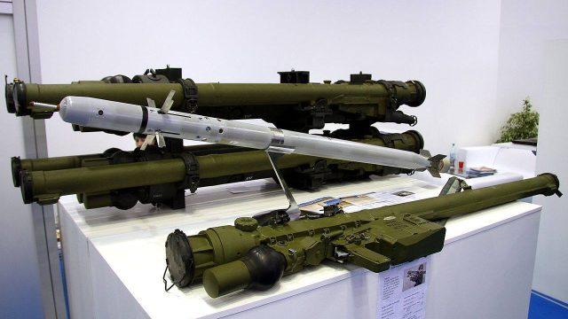 Украина готовится к испытаниям нового ЗРК