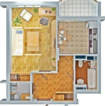 Теперь для перепланировки квартиры не нужно разрешение