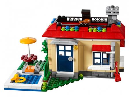 Lego увеличила чистую прибыль вдвое