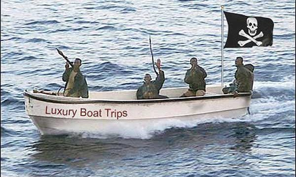 ЕС требует от Украины усилить борьбу с пиратством
