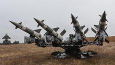 Военные испытали ракеты