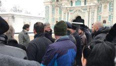 Центр Киева охраняют 4 тыс правоохранителей