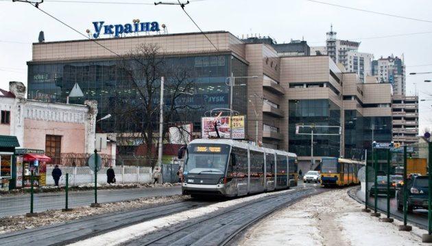 В столице продлили ремонт скоростного трамвая