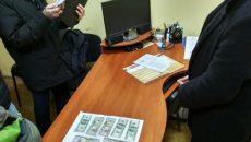 В Черкассах на взятке попался чиновник ГМСУ