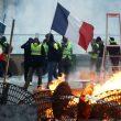 В Париже вновь задерживают протестующих