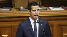 Глава оппозиции Венесуэлы объявил себя и.о. президента