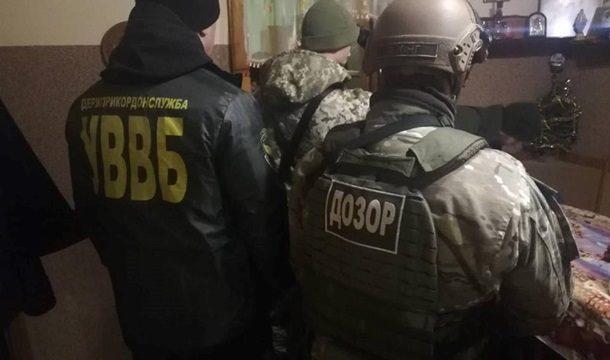 Силовики рассказали о спецоперации на Закарпатье