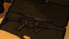 Полиция пресекла незаконные поставки оружия