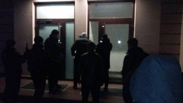 В Ужгороде проходят обыски в РГА