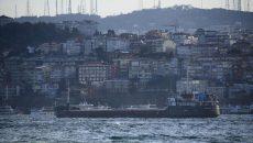У берегов Турции потерпело крушение грузовое судно