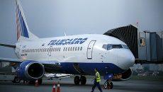 Украина выставила на аукцион российский Boeing