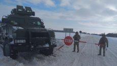 Украина усиливает охрану границы с РФ