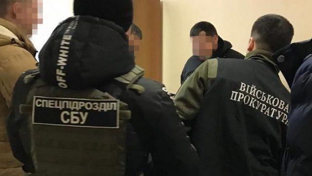 Одного из руководителей Одесской полиции поймали на взятке