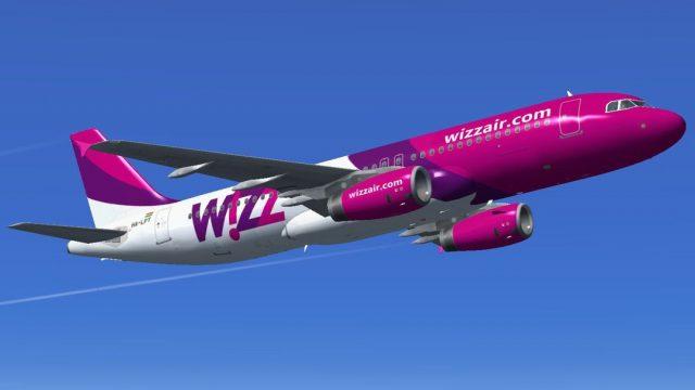 Wizz Air анонсирует открытие в июле нового рейса из Украины