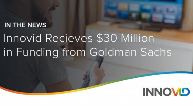 Стартап из Израиля привлекает $30 млн от Goldman Sachs