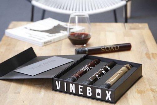 Стартап Vinebox закрыл раунд на $5,9 млн