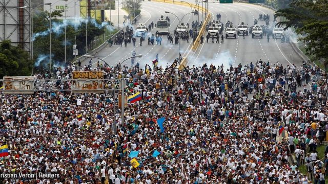 У Венесуэлы украли $30 млрд
