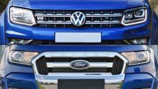 VW и Ford вместе будут разрабатывать автофургоны и пикапы