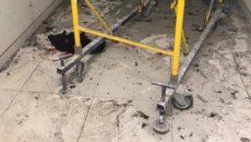 В Киеве в торговом центре прогремел взрыв