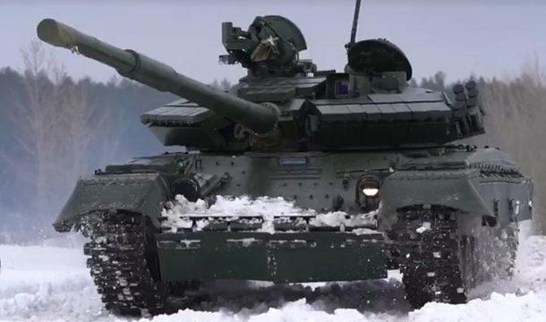 Для ВСУ модернизировали сотню танков
