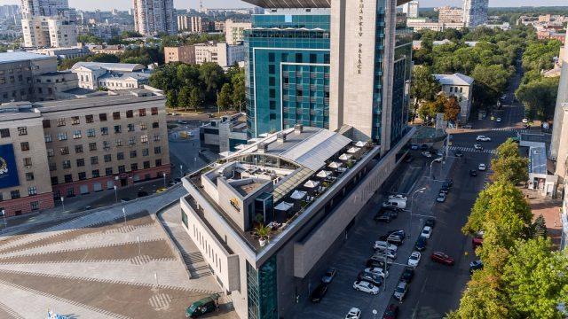 Luxury-отель Ярославского Kharkiv Palace 5* получил международное признание в двух номинациях «International Hospitality Awards»
