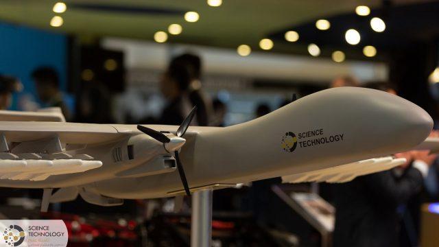 Украина примет участие в разработке нового ударного беспилотника