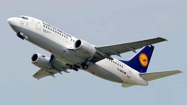 Lufthansa прекращает полеты в Китай