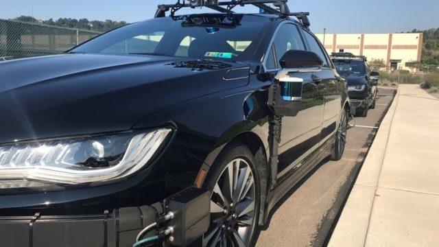 Стартап беспилотных автомобилей Aurora выйдет на биржу через SPAC