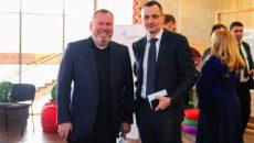 За последние три с половиной года около 1 млрд EUR Днепропетровская ОГА вложила в инфраструктуру области, – Юрий Голик