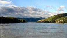 Переправа через Дунай может появиться к весне