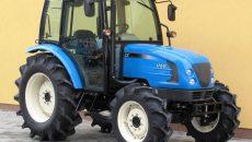 В Украине попробуют собирать корейские трактора