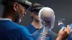 Microsoft представит очки способные отслеживать направление взгляда пользователя