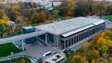 КГГА обещают не отдавать людям Януковича вертолетную площадку