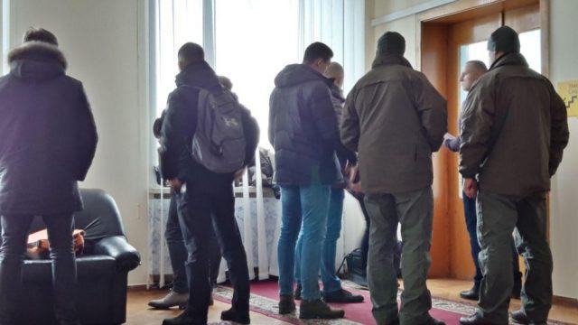 Полтавскую ОГА обыскивает НАБУ, - СМИ