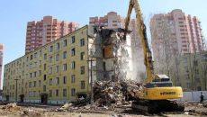 В Москве дома стали