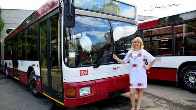 В Ивано-Франковске проезд в троллейбусах подорожает