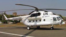 В Африке разбился вертолет ООН
