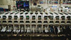 На Закарпатье увеличены мощности по производству электроники