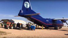 Сомали запретило самолеты Антонов