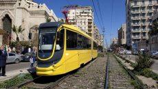 В Египте начали работать украинские трамваи