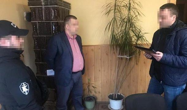 Судья на Закарпатье попался на взятке