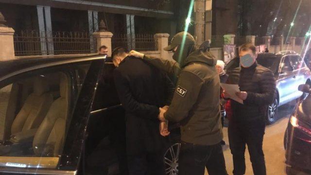 Суд арестовал зампредседателя Госводагенства Павла Гвозденко