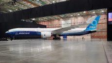 Boeing сделала закрытой презентацию нового самолета