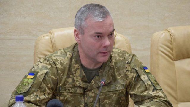 В Крыму и на Донбассе - около 75 тысяч российских военных, - Наев